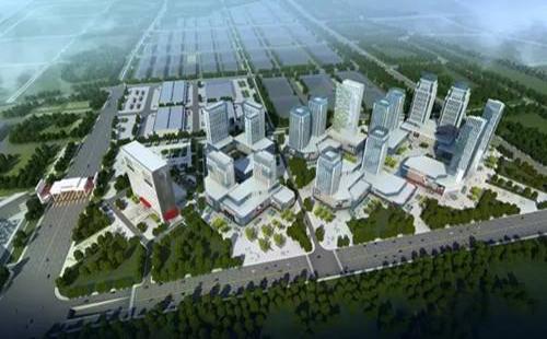 新疆乌鲁木齐物流保税区二期
