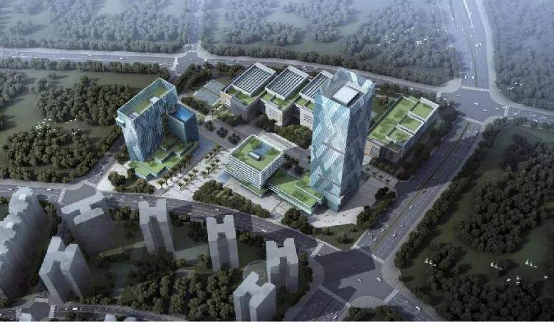 珠海横琴新区国际数据中心