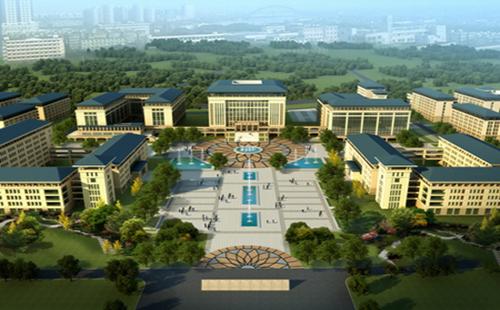 湖北长江职业学院新校区